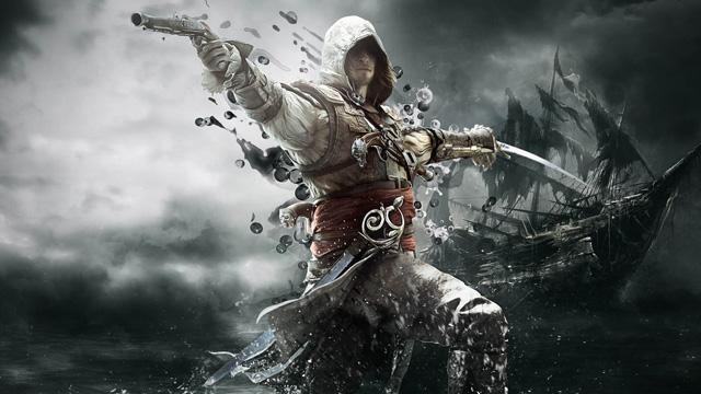 Assassins Creed 4 — Open Sea Walkthrough