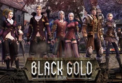 Black Gold Online Beta Signup