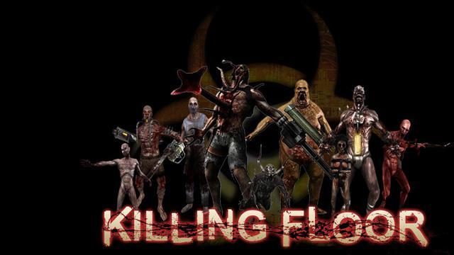 Killing Floor 5 years Infographic