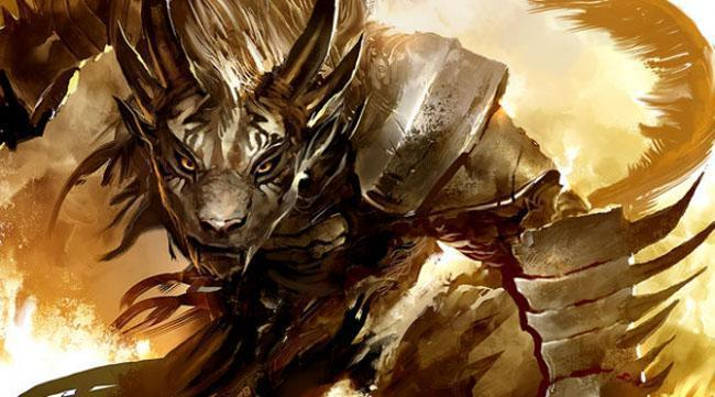 Guild Wars 2 – The Dragon's Reach Finale Cinematic