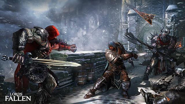 Lords of the Fallen – Challenge Trailer
