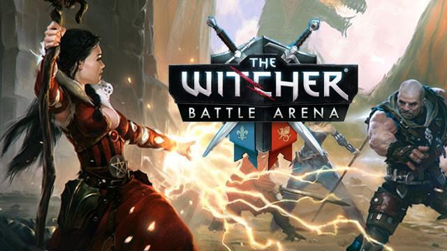 The Witcher Battle Arena Trailer