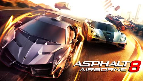 Asphalt 8: Airborne – Welcome to Dubai!