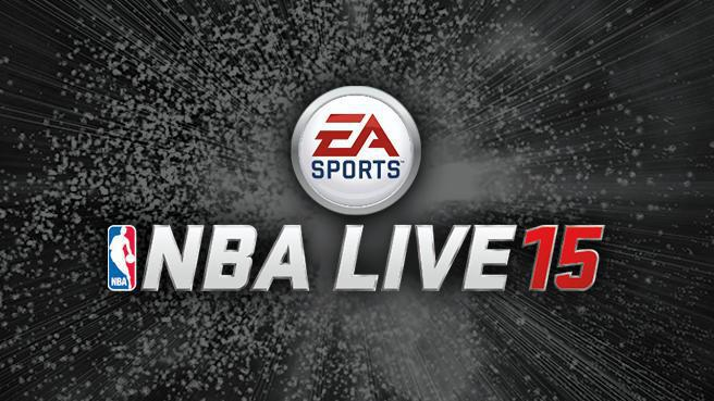 NBA LIVE 15 Cover Athlete