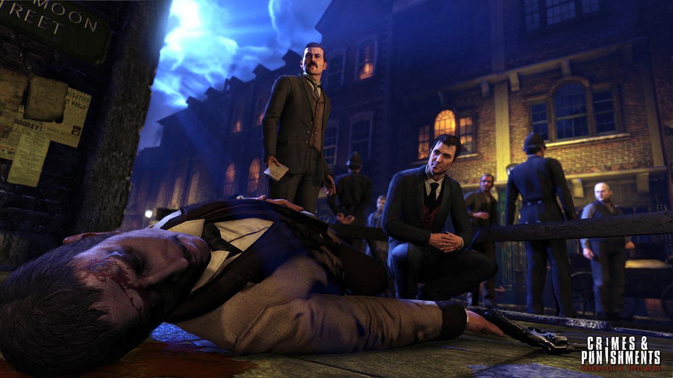 Sherlock Holmes: Pretty Little Crimes [video]