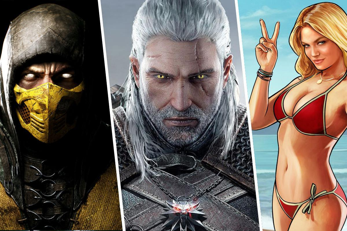 Top 10 Games to play in 2015