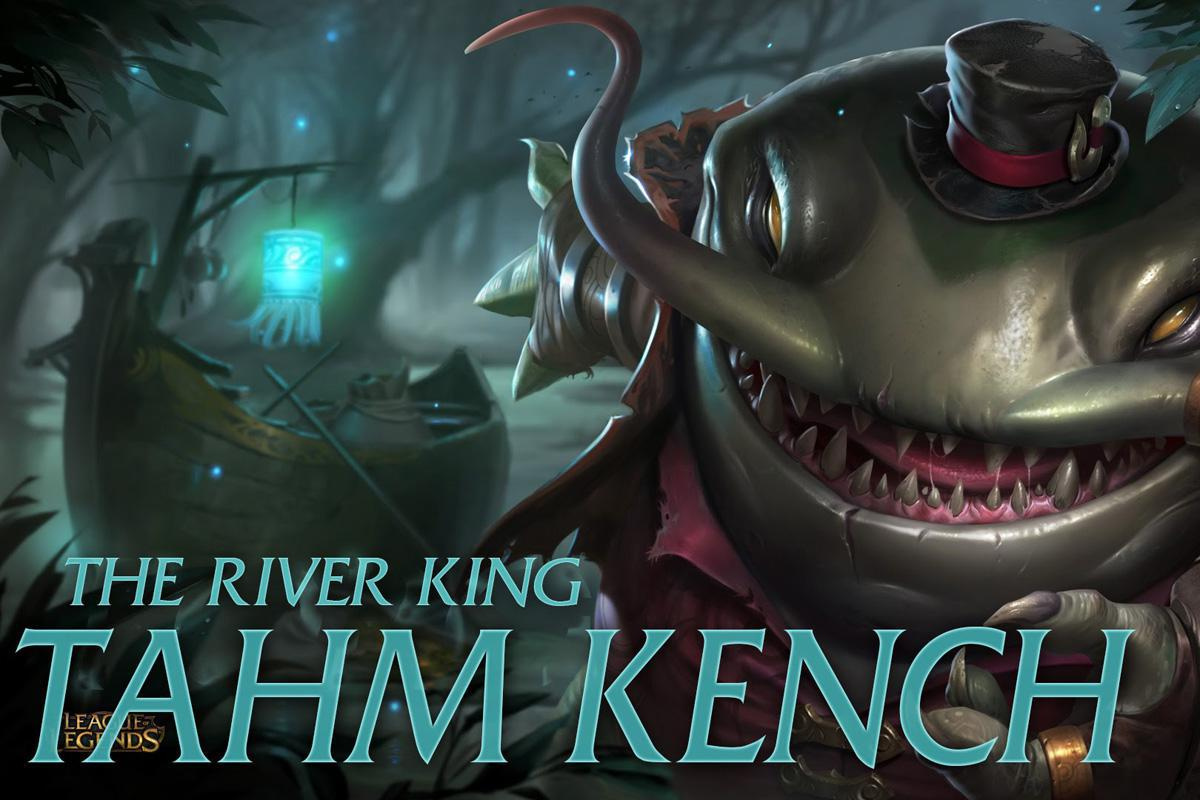 Tahm Kench – The River King