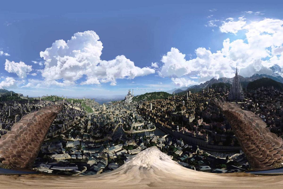 Warcraft the Movie: Skies of Azeroth