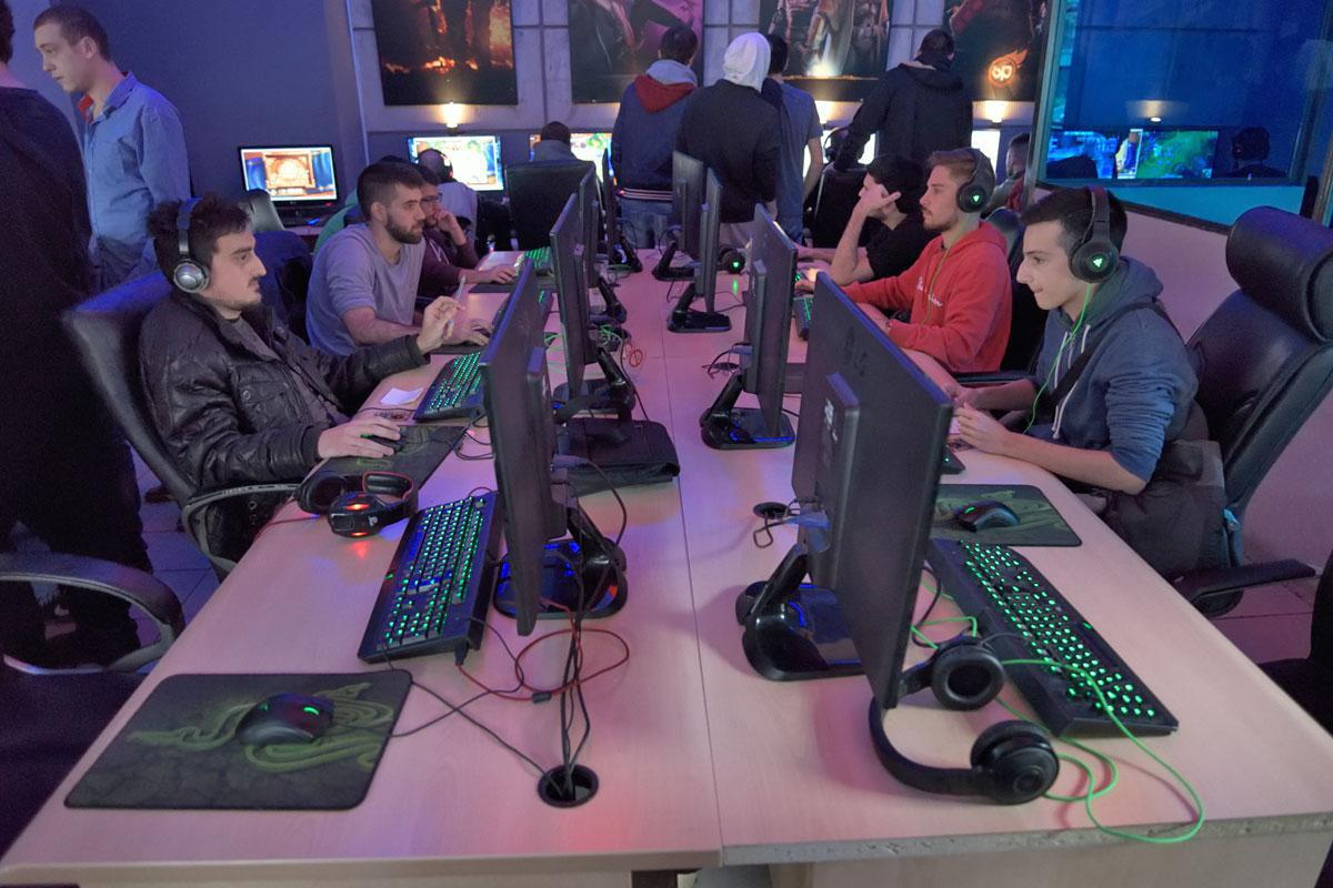 Judgment Day Qualifiers: Photos