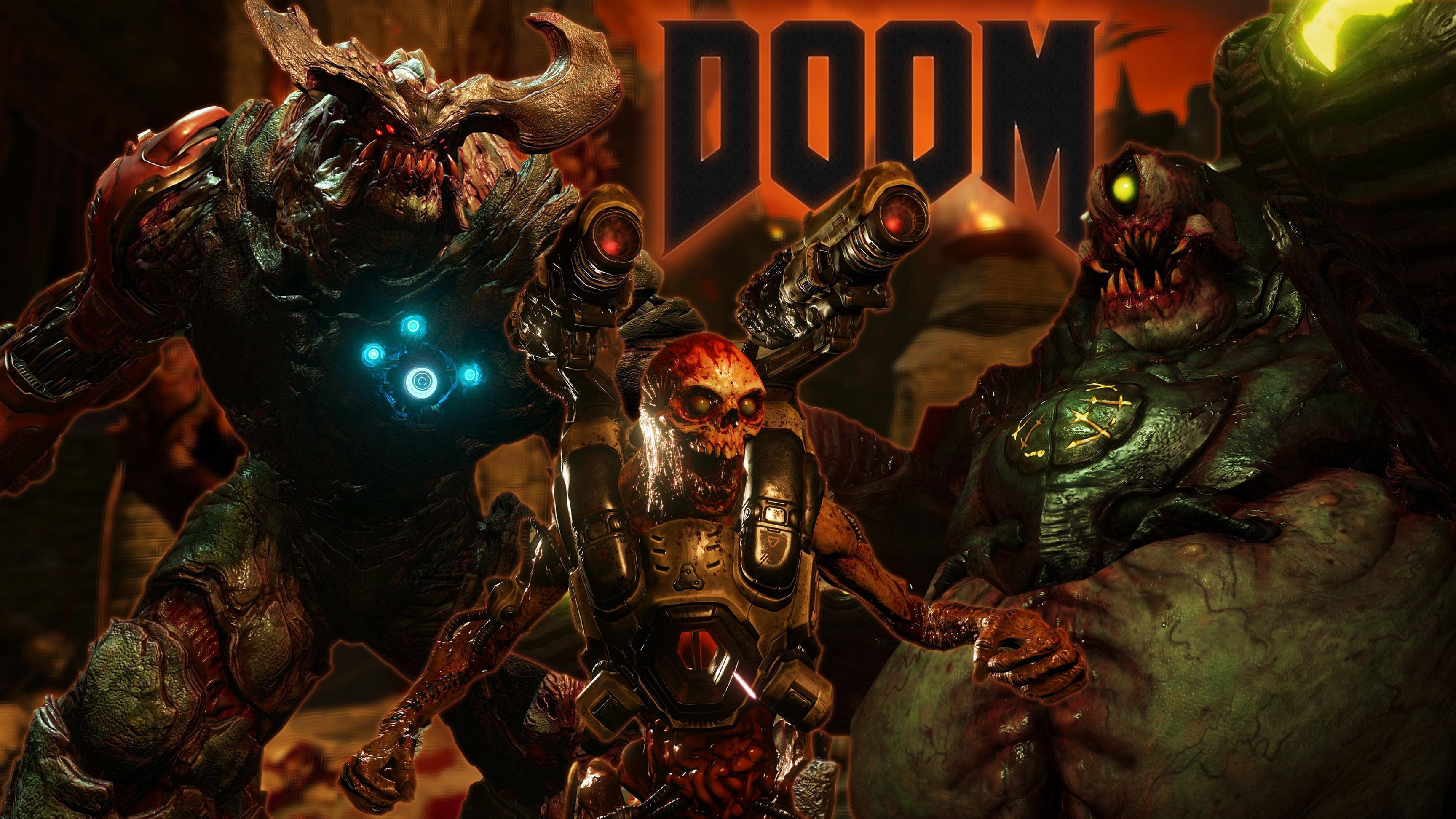 Στις 13 Μαΐου κυκλοφορεί το νέο Doom!