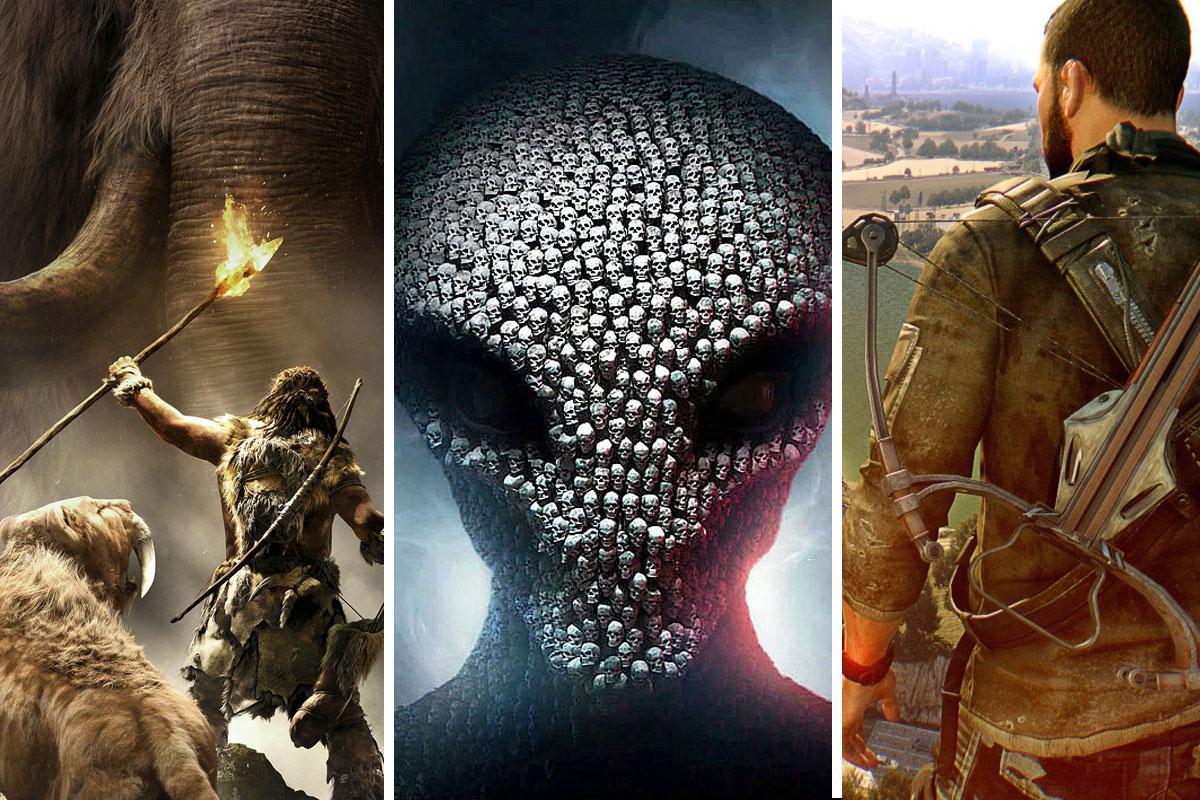 Τα καλύτερα παιχνίδια του Φεβρουαρίου 2016