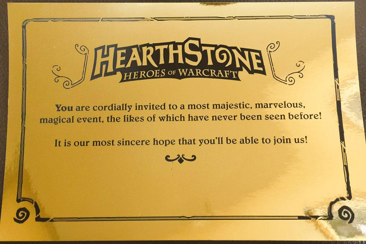 Νέο adventure mode για το Hearthstone?