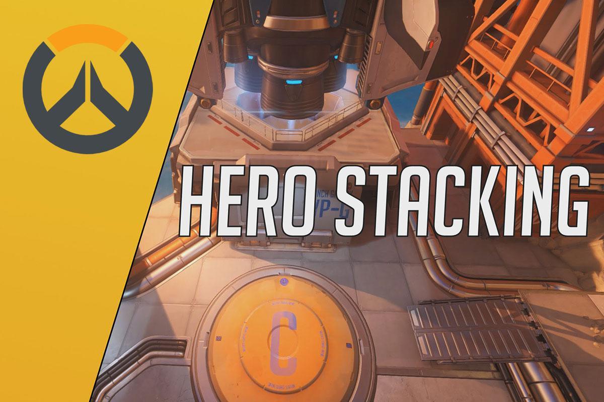 Το Overwatch θα επιβάλλει έναν ήρωα ανά ομάδα στο Competitive Mode