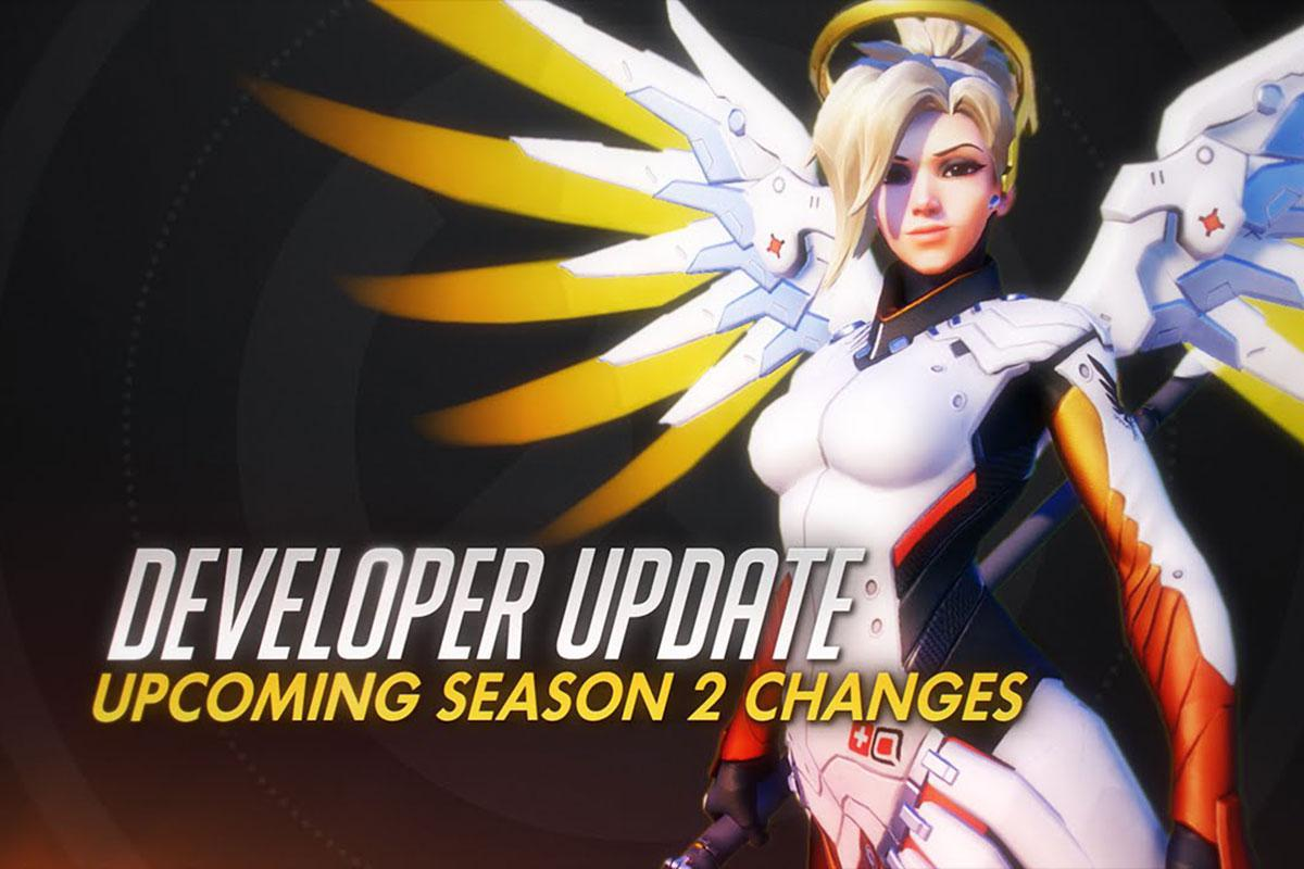 Οι αλλαγές της Season 2 στο Overwatch θα θυμίζουν League of Legends