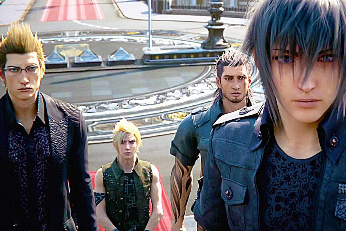 Final Fantasy 15 Official Trailer