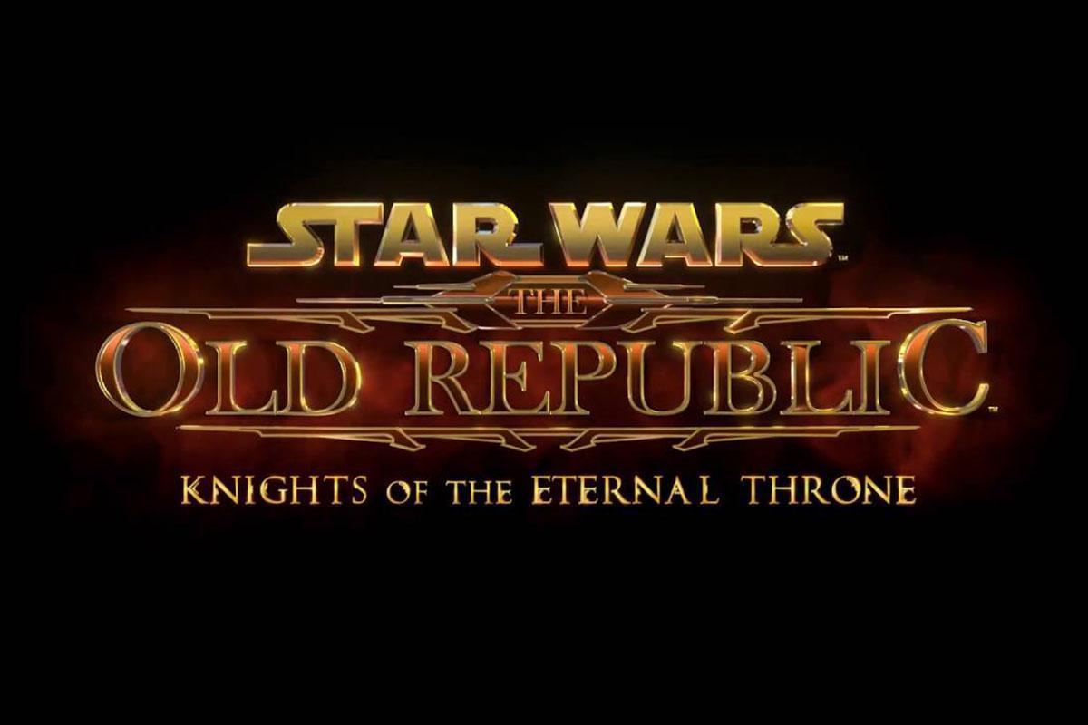 Τρέηλερ/ταινία 6 λεπτών για το Star Wars The Old Republic: Knights of the Eternal Throne