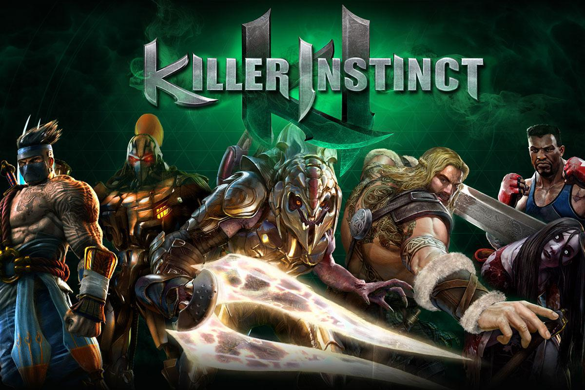 Το Killer Instinct έρχεται στη Steam
