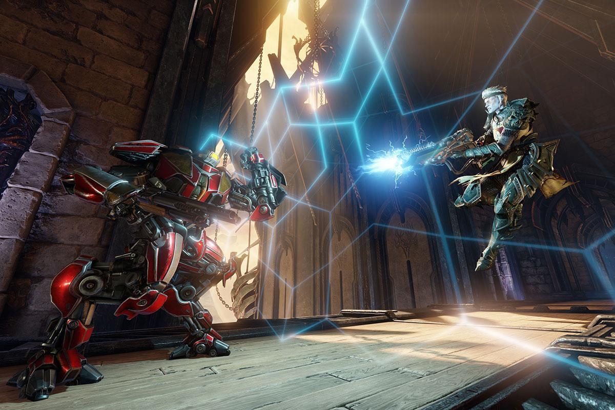Άνοιξαν οι δηλώσεις συμμετοχής στην Quake Champions beta!
